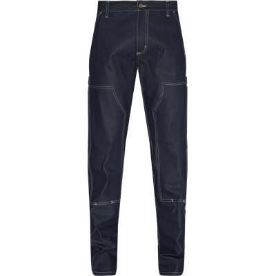Ruck Double Knee Pant I022949 Tapered fit | Ruck Double Knee Pant I022949 | Blå